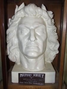 Mátyás fej